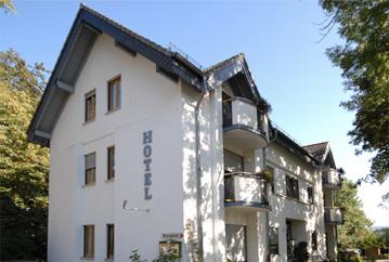 Hotel Zur Ziegelhütte in Idstein