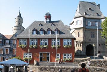 Hotel: Wandern auf dem Rehinsteig, Motorradtouren im Taunus, Feiern in Idstein